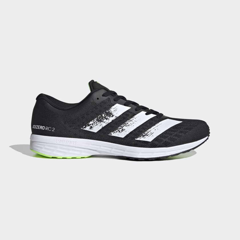Adidas Men's Adizero RC2 - Black