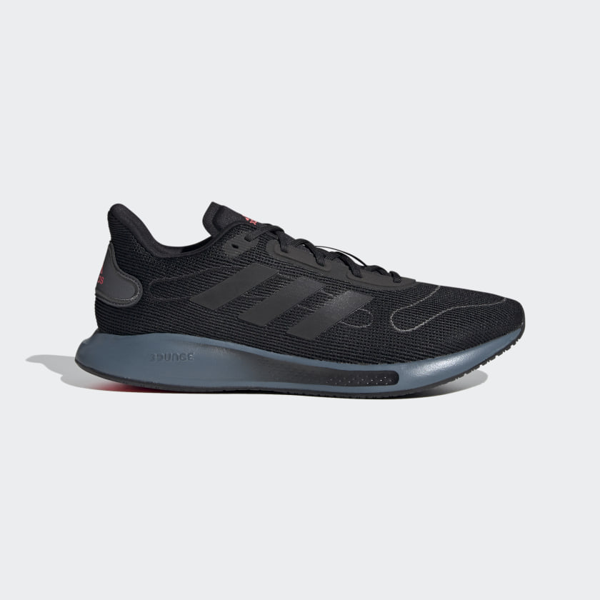 Adidas Men's Galaxar Run - Black