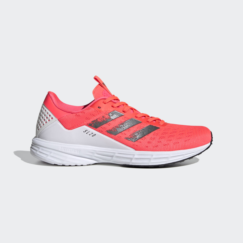 Adidas Men's SL20 - Red