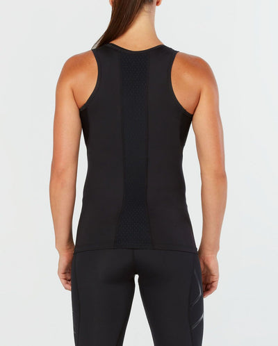 2XU Base Comp Tank Women Black