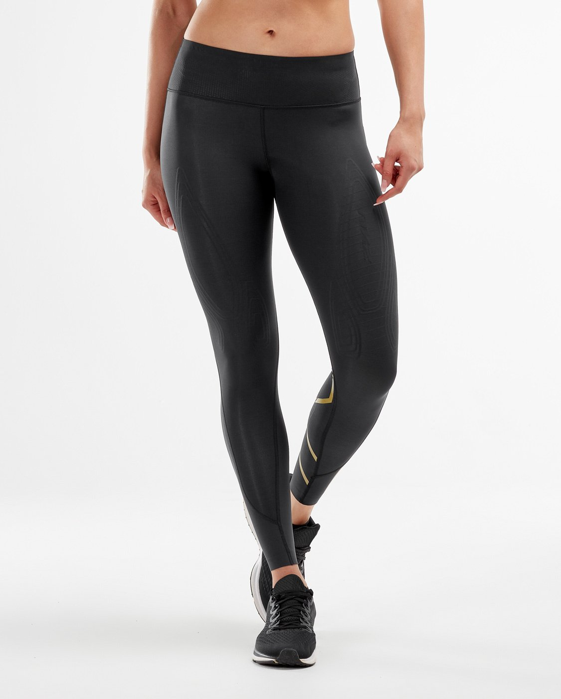 2XU Mcs X Train Mid Rise Tights