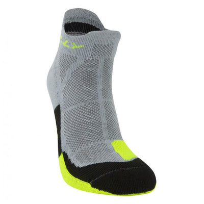 Hilly Men's Cushion Socklet - Grey Accessories Hilly