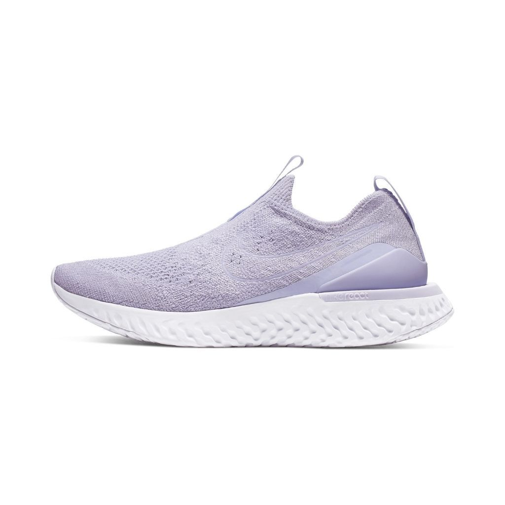 Nike Epic Phantom React Flyknit Purple (Women) Shoes - Women Nike