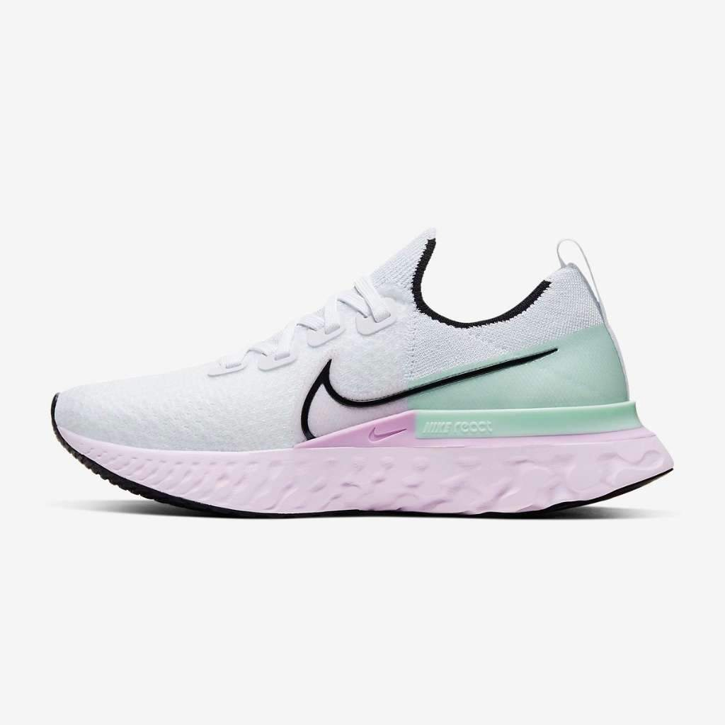 Nike Women's React Infinity Run Flyknit Shoes - Women Nike