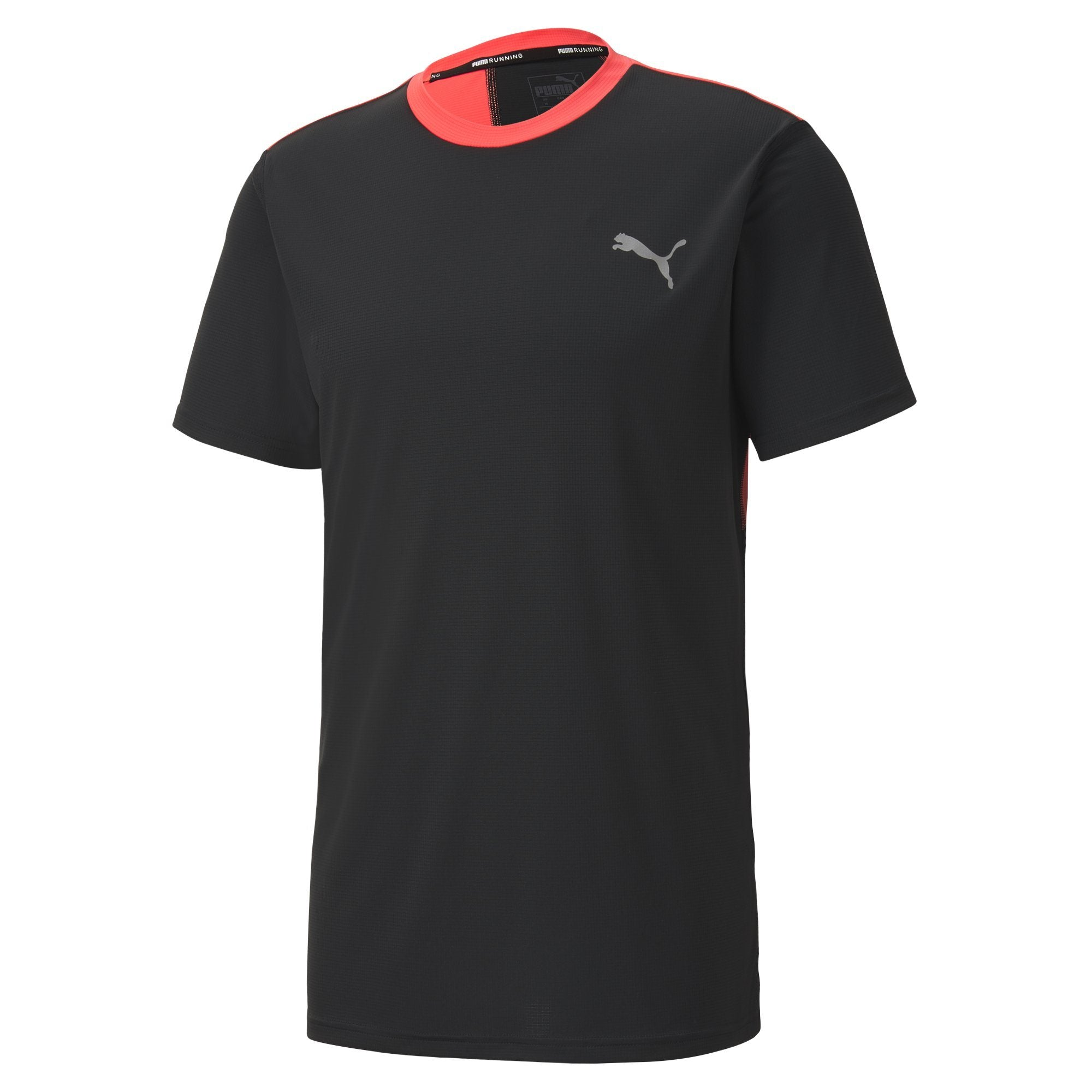 Puma Last Lap Block Tee Apparel - Men Puma