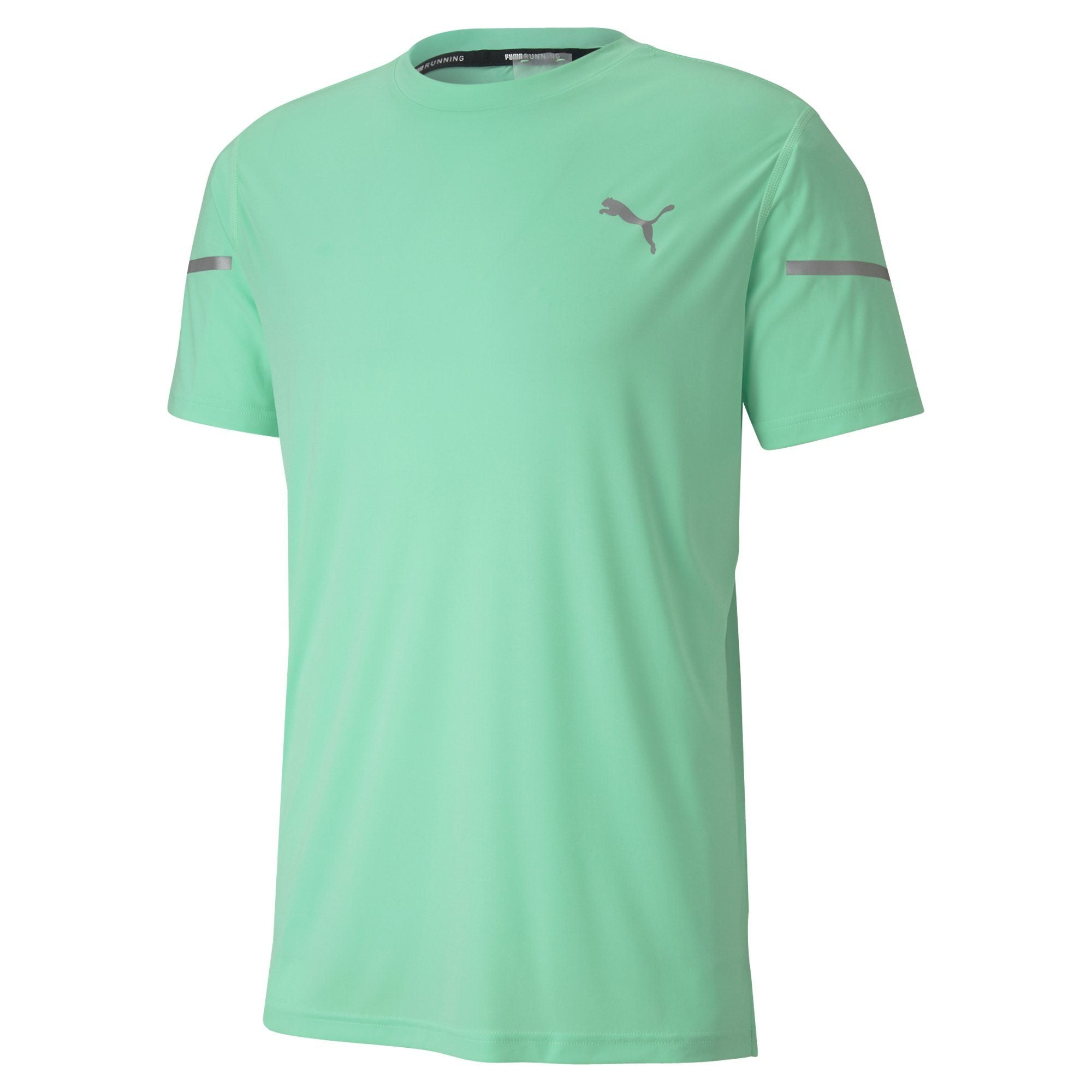 Puma Runner Id Thermo Tee Apparel - Men Puma