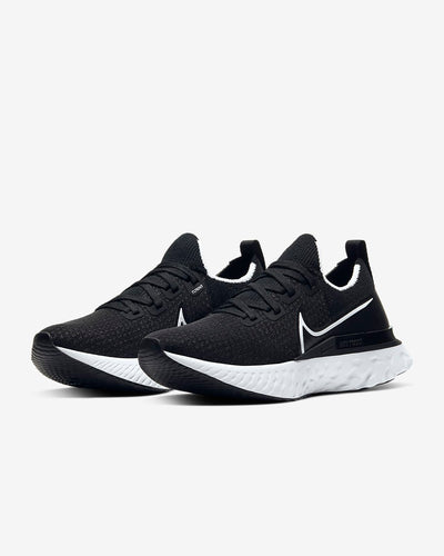 Nike React Infinity Run Flyknit Women Black
