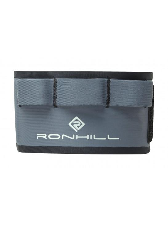 Ronhill Marathon Arm Strap Charcoal/Black Accessories Ronhill
