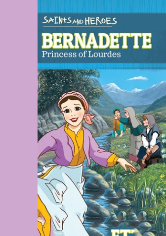 Bernadette The Princess of Lourdes - sophiabuy
