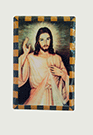 Ceramic Picture Stand - Divine Mercy - sophiabuy