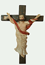 Statue - Jesus In Cross
