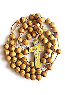 Pray to Mother Mary through Rosary