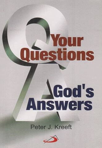 Your Questions; God?s Answers