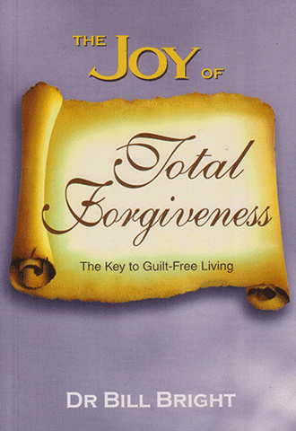 The Joy of Total Forgiveness