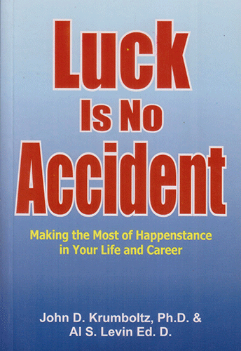 Luck Is No Accident - sophiabuy