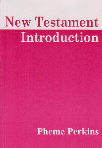 New Testament Introduction - sophiabuy