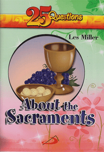 25 Questions about the Sacraments - sophiabuy