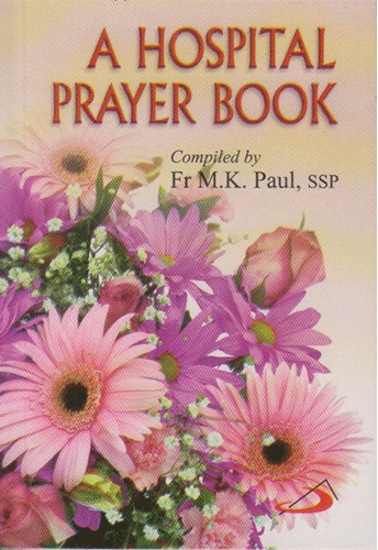 A Hospital Prayer Book - sophiabuy