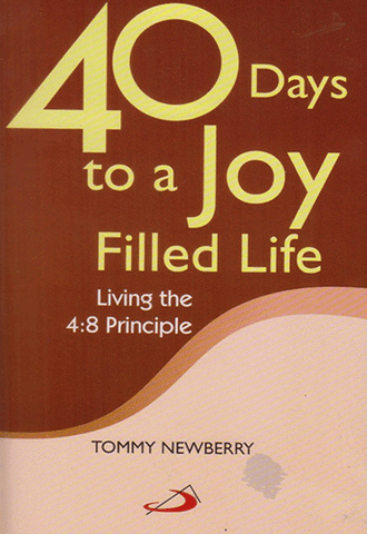 40 Days to a Joy Filled Life