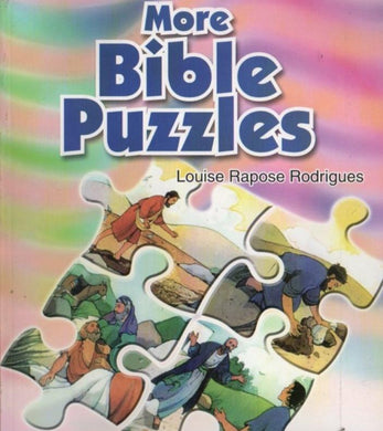 More Bible Puzzles - sophiabuy