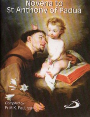 Novena to St Anthony of Padua - sophiabuy