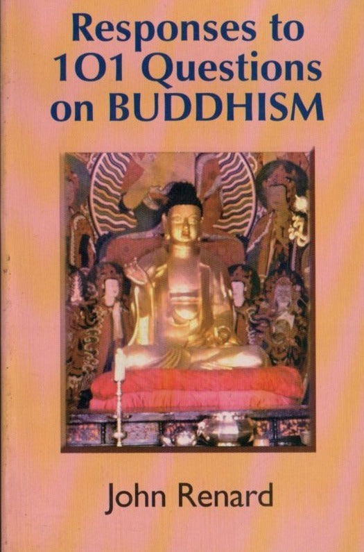 Responses to 101 Questions on Buddhism - sophiabuy