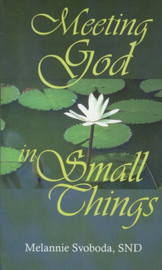 Meeting God in small Things - sophiabuy
