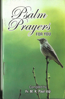 psalm Prayers for you - sophiabuy