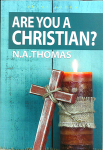 ARE YOU A CHRISTIAN?