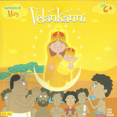 MIRACLES OF MARY - VELANKANNI - sophiabuy