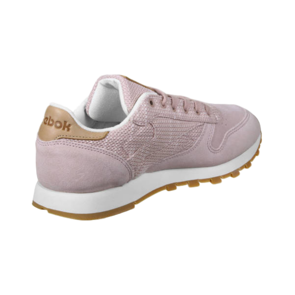 CL LEATHER EBK-SHELL PINK/CHALK/LILA BS7951 - OUTLETWORLD