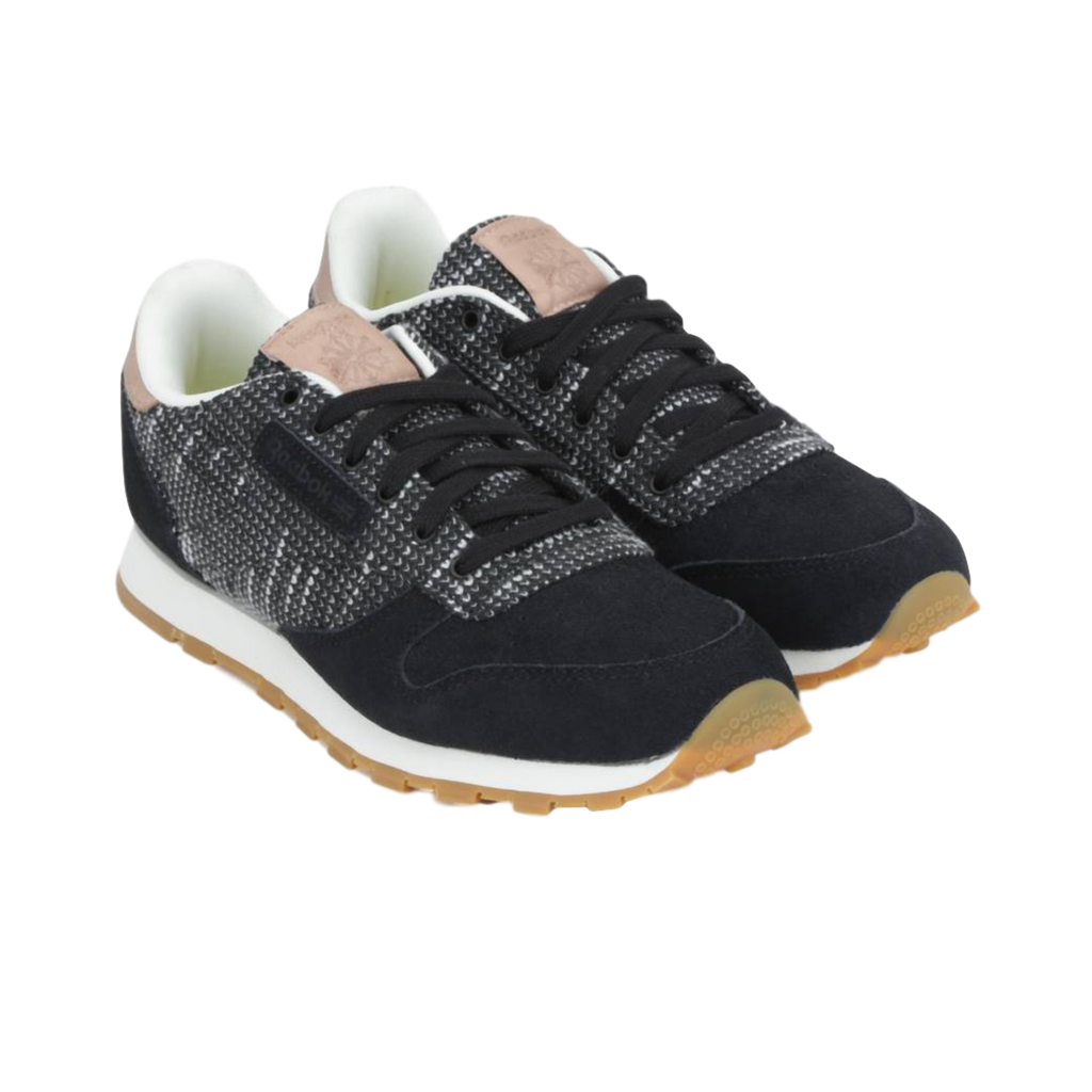 Reebok CL LEATHER EBK BS8932 - OUTLETWORLD