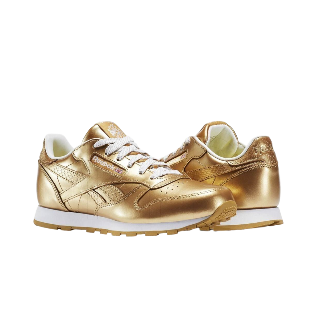 Reebok CLASSIC LEATHER METALLIC BS8944 - OUTLETWORLD