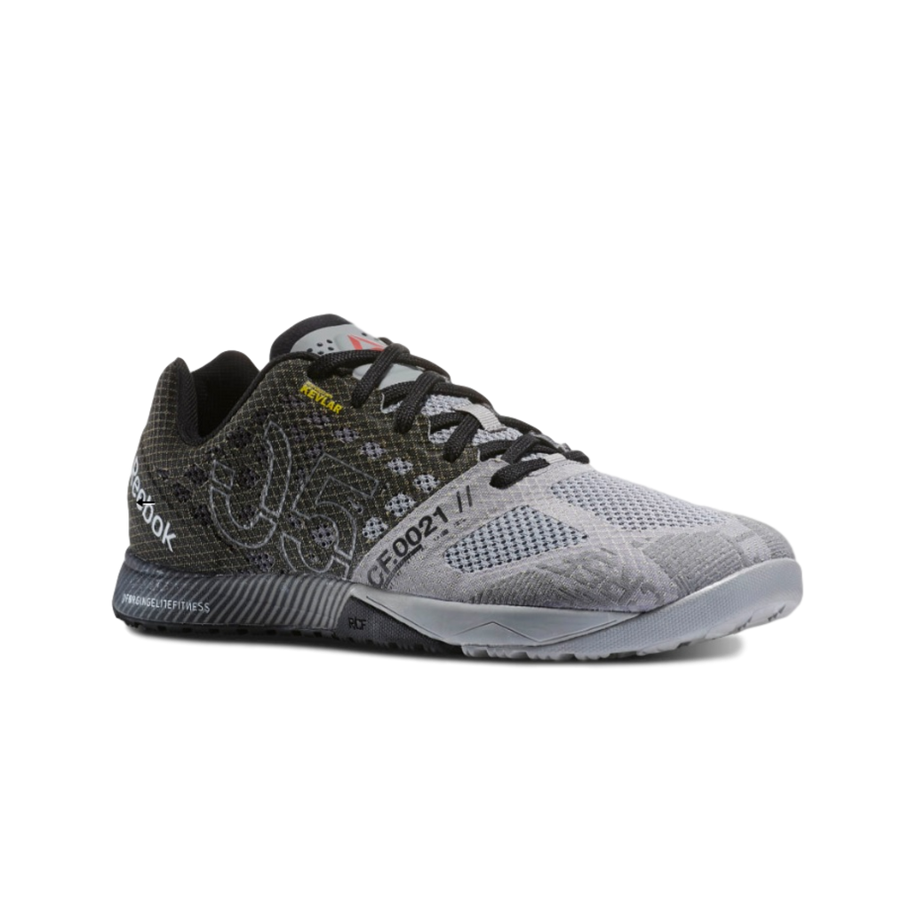 Reebok R CROSSFIT NANO 5.0-FLAT GREY/BLACK M49797 - OUTLETWORLD