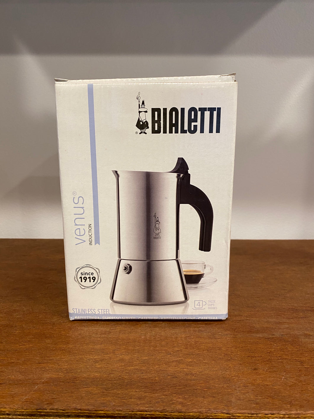 Bialetti Venus induction