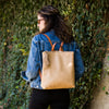 FRANNY BACKPACK | CAMEL