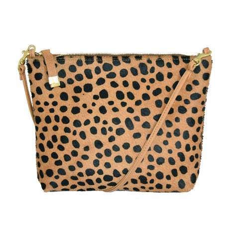ABBEY CROSSBODY | CHEETAH