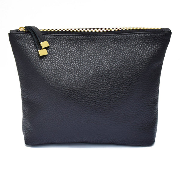 ABBEY CLUTCH | BLACK