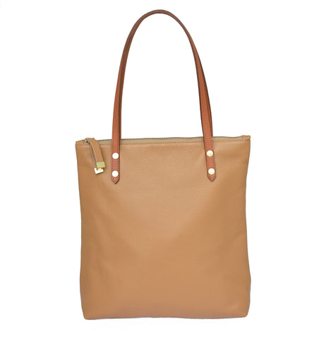 JESSEE TOTE | CAMEL