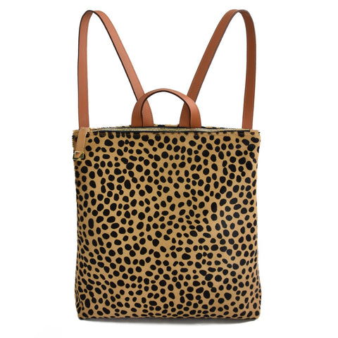 Franny Backpack | Cheetah