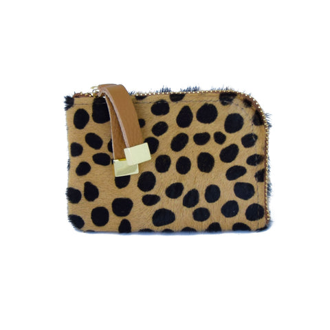 ZIP WALLET | CHEETAH