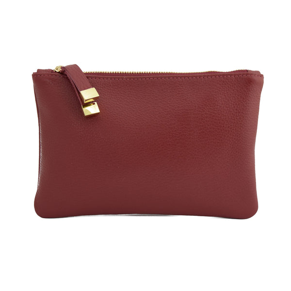 TIP POUCH | CRANBERRY