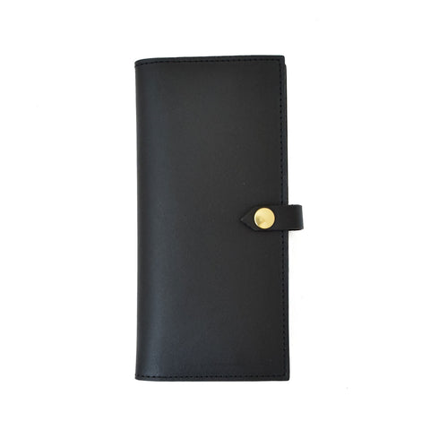 Lincoln Park Wallet | Black