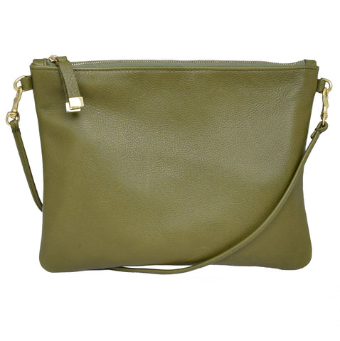 MADISON CROSSBODY | MOSS