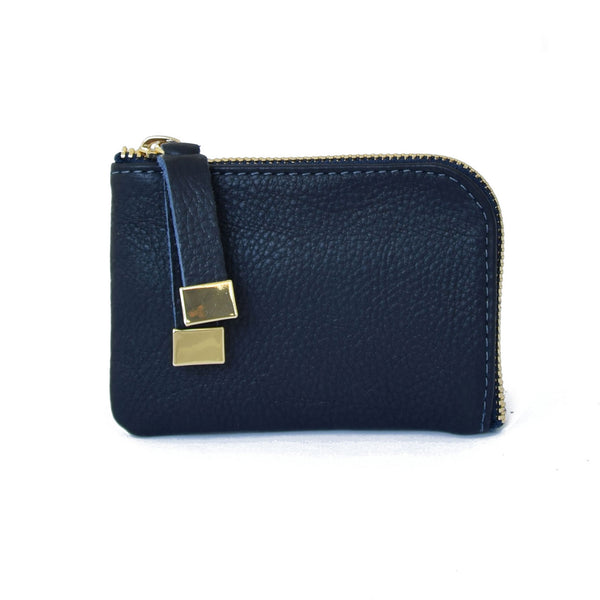 Zip Wallet | Navy
