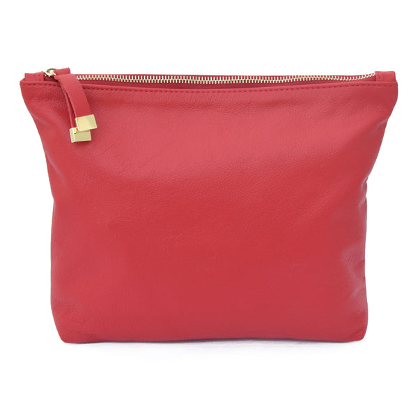 ABBEY CLUTCH | RED