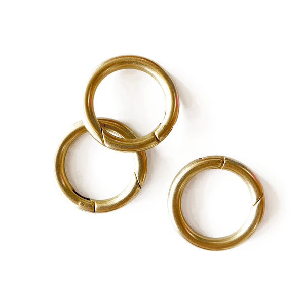 STRAP RING | BRASS