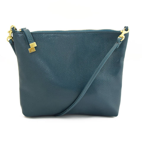 ABBEY CROSSBODY | TEAL