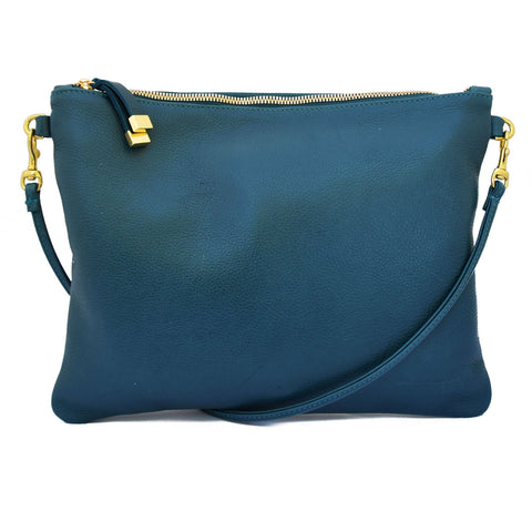 MADISON CROSSBODY | TEAL