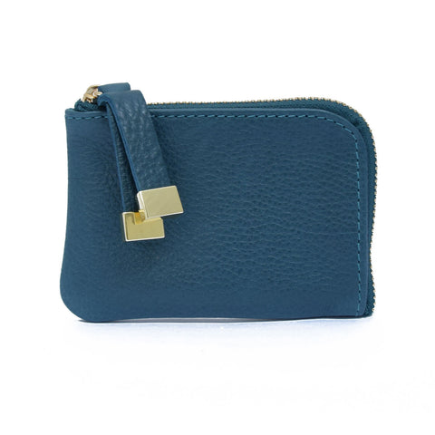 ZIP WALLET | TEAL